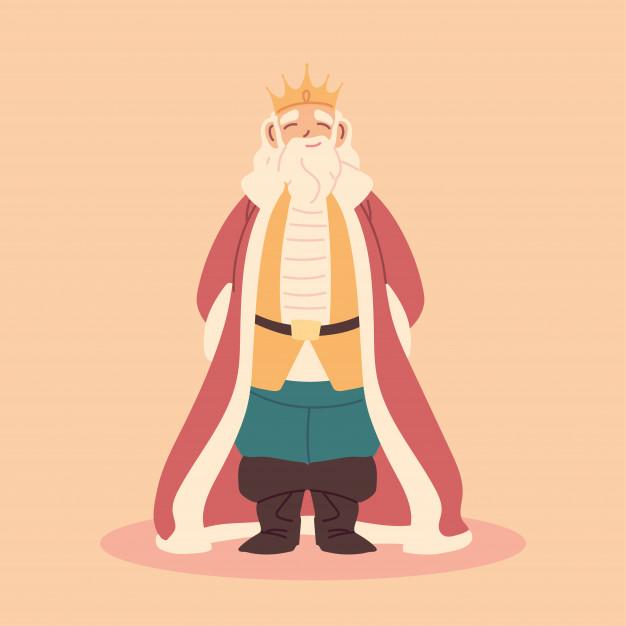 rey hombre gordo corona tunicas reales monarca 24911 60118